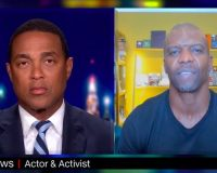 WATCH: Actor Terry Crews Critiques BLM As A Movement–CNN's Don Lemon Talks Over Him