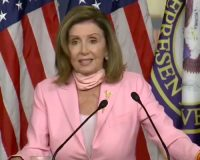 WATCH: Nutty Nancy Pelosi Won't Denounce Lawless Mob Tearing Down Statues–'People Do What They Do'