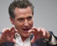 Gavin LOVES 'Peaceful Protesters' But Tells Cali Churches To Pound Sand
