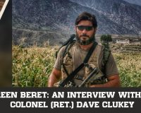 Green Beret: An Interview with Lt. Colonel (Ret.) Dave Clukey