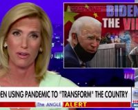 The Ingraham Angle Shows What Would Have Happened If BIDEN Was In Charge When COVID Hit The U.S.