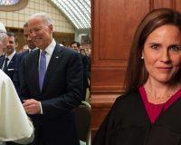 MEDIA(D) HYPOCRISY: Joe Biden's Catholicism 'Shapes His Poltics' But Judge Amy Coney Barrett's Faith 'Inspired The Handmaid's Tale'