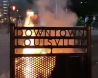 LOUISVILLE RIOTS: Two Police Shot In Clashes At Protests After Announcement About