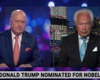 PEACE PRIZE 2021: Successful 'Trump Doctrine' Scores POTUS A 3rd Nomination