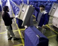 STEAL THE VOTE? Voting Machine Memory Sticks Go Missing … Yes It Was A Blue State