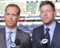Joe Buck & Troy Aikman Caught On Hot Mic During NFL Pregame Military Flyover