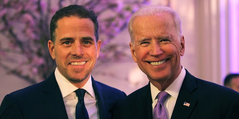 HUNTER BIDEN: Emails Show Attempted $2M+ Shakedown In Libya While 'Big Guy' Was Obama's Veep