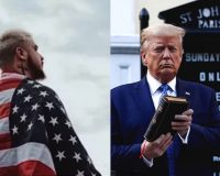 Trump Sparks A Rise In 'Patriot Churches' — The Left Loses Their Damned Minds