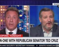 LMAO: Fredo Cuomo's Face Goes BEET Red When Cruz Slaps Him With Facts