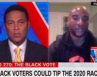 WATCH: Charlamagne Tha God Has Some BAD News For Don Lemon — 'Trump Is Targeting Young, Black Males…And It Works!'
