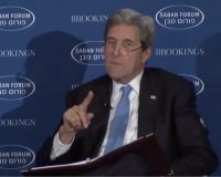 John Kerry's Opinions On Middle East Peace Underscore Democrat Foreign Policy Failures