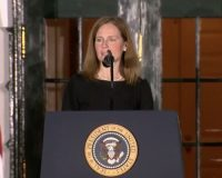 "Rush Limbaugh: ""Justice Amy Coney Barrett Threw Down A Gauntlet"" … Here's What He Meant"
