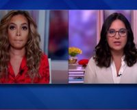 Bari Weiss Blasts The Coven On 'The View' Over ACB Confirmation And Having A Different Political View