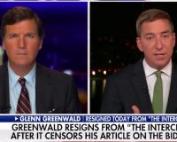 Glenn Greenwald, Co-Founder Of 'The Intercept' Resigns From His Own Publication Citing Censorship Of Op-Ed Critical Of The Bidens