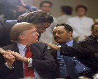 Here's The Work Trump Did In 1987 That Blows That 'White Supremacist' Narrative Straight To Hell