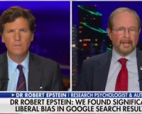 WATCH: Tucker Carlson's Guest Explains How Big Tech Can Manipulate Elections By Influencing Voters — And Probably Did It To Defeat Trump