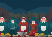 PRAGER U: The Origin Of Thanksgiving As A Holiday (VIDEO)