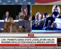 ELECTION CORRUPTION: Hearing Room Gasps When Rudy Presents This Damning Evidence