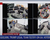 SMOKING GUN? Sketchy Suitcases Roll Out In Georgia After Pollwatchers Leave (VIDEO)