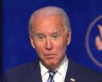 BIDEN ON CNN: Mask Mandate For 100 Days; Only Trusts A Fauci-Approved Vaccine; Might Fake An Illness And Resign