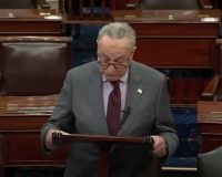 LMAO: While Trying To Stick Yet Another Knife In Trump, Schumer Makes An Embarrassing Mistake (VIDEO)