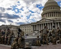 Eight States Pull National Guard Out Of D.C. After Parking Garage Debacle