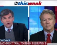 BOOM: Rand Paul Takes Stephanopoulos To School Over Election Integrity (VIDEO)