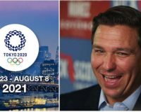 BADASS: Gov. Ron DeSantis Contacts Olympic Committee Offers To Host 2021 Olympics If Tokyo Wimps Out Over COVID Fears