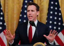Hawley Hits Back: Josh Counters Dems Ethics Complaint With Action Of His Own