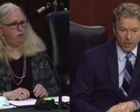 Sen. Rand Paul Grills Dr. Rachel Levine On Gender Transition Without Parental Consent — The Left Lose Their Damn Minds (Video)