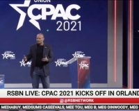 WATCH: 'You Are The Renegades' — Bongino's CPAC Speech Rallies Base To Never Give Up