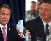 Two Governors Are Accused Of COVID-Related 'Pay-To-Play' — Guess Which One The Media(D) Is Targeting?