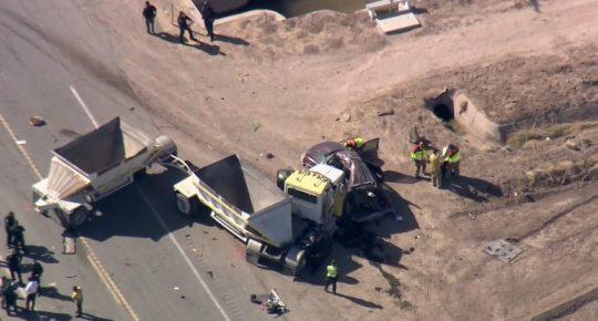 BIDEN BODYCOUNT: Illegal Smuggling Leaves 15 Dead In Horrific Highway Crash