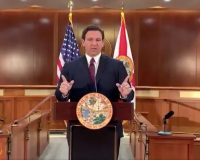 DeSantis RIPS Dem COVID Bill Over Funding Formula Favoring Lockdown States