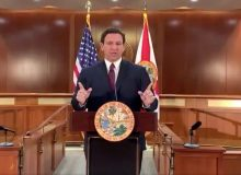 DeSantis RIPS Dem COVID Bill Over Funding Formula Favoring Lockdown States