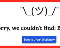 LMAO: Urban Dictionary Revokes Word That Hurt Democrat Feelings … And Google Censored It