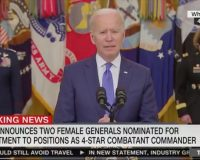 WATCH: Biden Struggles To Remember 'Pentagon' And Name SecDef . . . Fails Badly