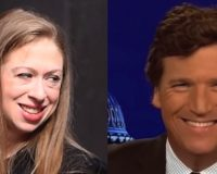 Chelsea Clinton Is Calling On Facebook To Ban Tucker Carlson For What He Said About COVID Vaccines