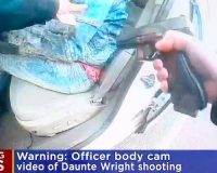 BREAKING: Body Cam Footage Of Daunte Wright Shooting Released — 'Holy Sh*t! I Just Shot Him!'