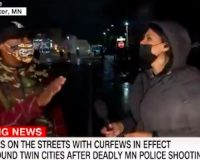 WATCH: Minnesota Resident UNLOADS On CNN Anchor With F-Bomb-Laced Rant Against The Media Making Protests Worse