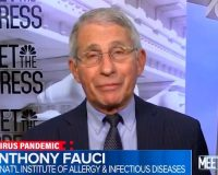WATCH: On The Sunday Shows Dr. Fauci Doubles-Down Masks AFTER Vaccination Because Of 'Inadvertent' Infections