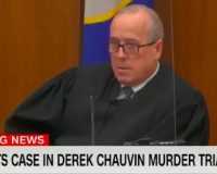 WATCH: Chauvin Trial Judge BLASTS Maxine Waters For 'Abhorrent' Comments — Could Give The Defense Grounds For Appeal