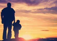 STUDY: Manly Dads Really Do Make Better Dads