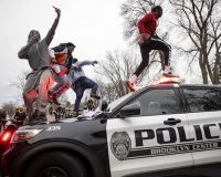 Black Man Shot By Police In Minneapolis At The Worst Possible Time … All Hell Breaks Loose
