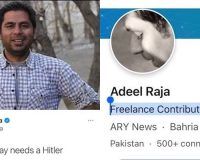 CNN Contributor Fired For Pro-Hitler Tweets — Which He Began Posting One Year After Being Hired