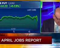 WATCH: CNBC Double-Checks Numbers On-Air As April Jobs Report Is A MASSIVE Disappointment