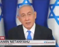 WATCH: Netanyahu Schools Face The Nation About Israel's Military Response To Hamas
