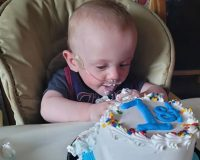 'Zero Chance Of Survival': Baby Born At 22 Weeks Celebrates First Birthday
