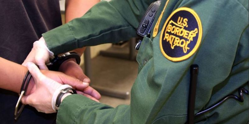 Border Patrol In Laredo Reports Arrests Jumping By More Than 1000% -- Is That News?