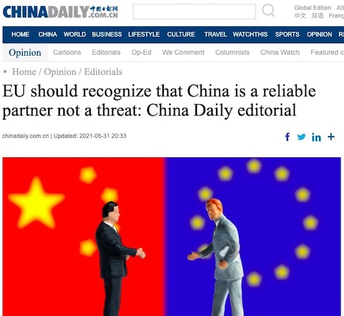Time takes CCP money
